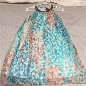 Beautiful multi color Vince Camuto dress